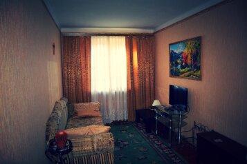 2-комн. квартира, 62 кв.м. на 6 человек, улица Абазгаа, 45/3, Гагра - Фотография 1