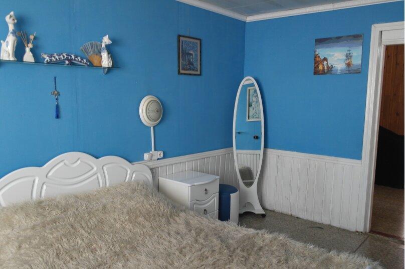 Синяя гостевая, улица Матросова, 7, Хужир - Фотография 1