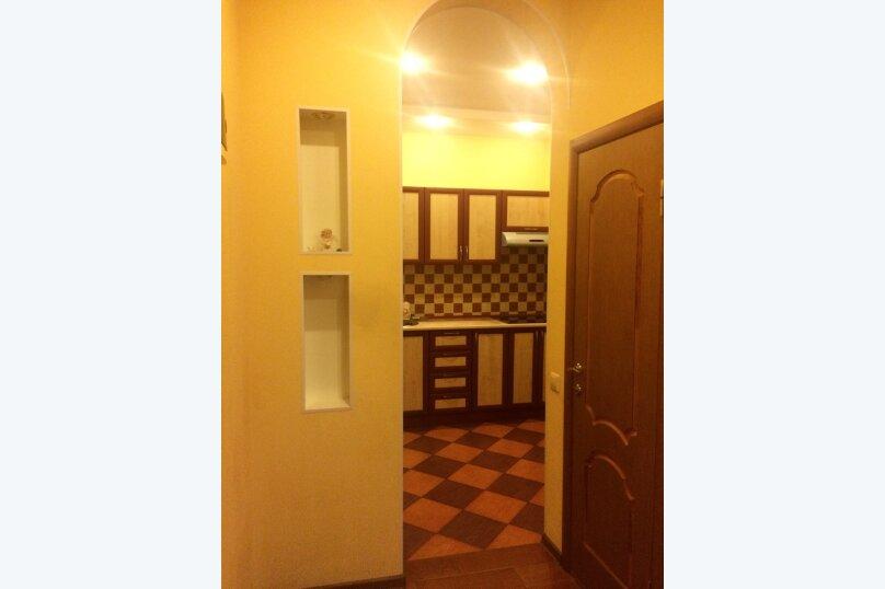 1-комн. квартира, 32 кв.м. на 3 человека, улица Багликова, 21, Алушта - Фотография 14