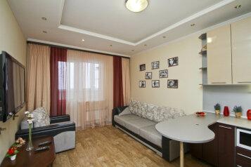 2-комн. квартира, 52 кв.м. на 4 человека, улица Крылова, Сургут - Фотография 4