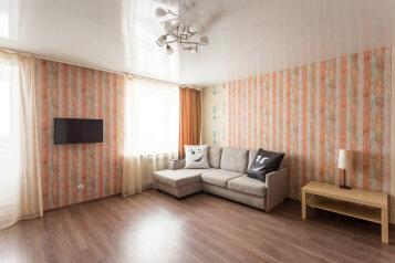 1-комн. квартира, 37 кв.м. на 4 человека, улица Челюскинцев, Вологда - Фотография 2