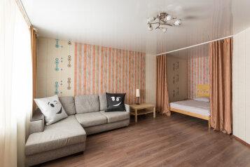 1-комн. квартира, 37 кв.м. на 4 человека, улица Челюскинцев, Вологда - Фотография 1