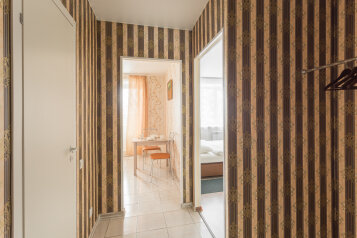 1-комн. квартира, 35 кв.м. на 4 человека, улица Петина, Вологда - Фотография 4