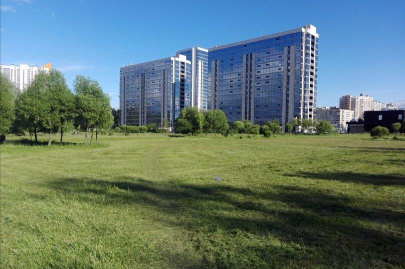 2-комн. квартира, 40 кв.м. на 4 человека, Пулковское шоссе, 14Д, Санкт-Петербург - Фотография 14