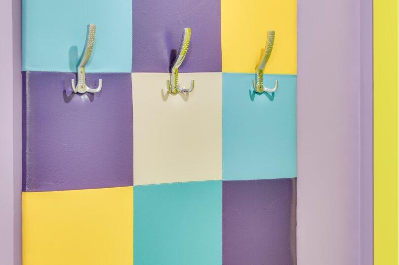 Дизайнерский двухместный номер ЛЮКС с 1 кроватью или 2 отдельными кроватями и собственной ванной комнатой, улица Ленина, 392, Ставрополь - Фотография 3