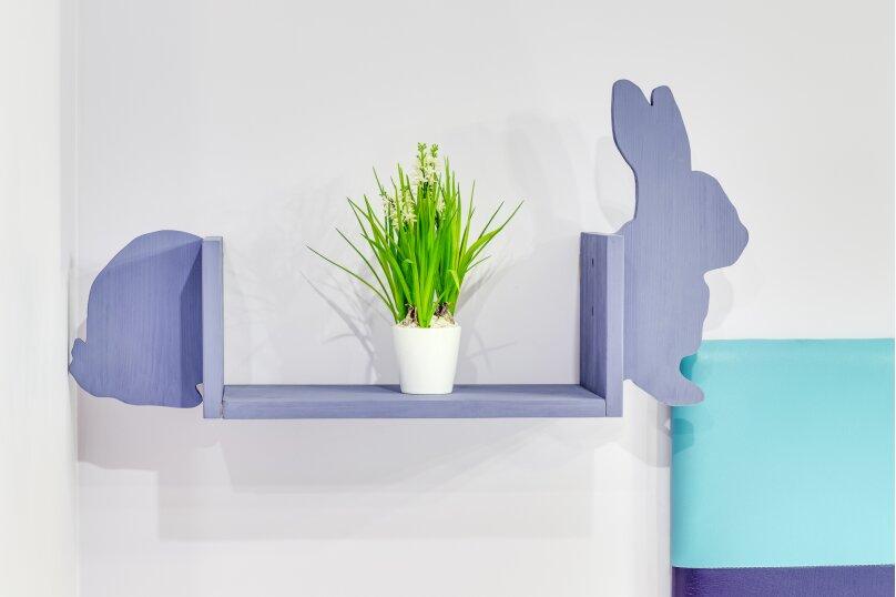 Дизайнерский двухместный номер ЛЮКС с 1 кроватью или 2 отдельными кроватями и собственной ванной комнатой, улица Ленина, 392, Ставрополь - Фотография 4