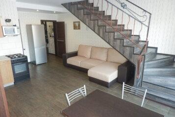 Бунгало, 100 кв.м. на 8 человек, 2 спальни, Гагарина , Банное - Фотография 1