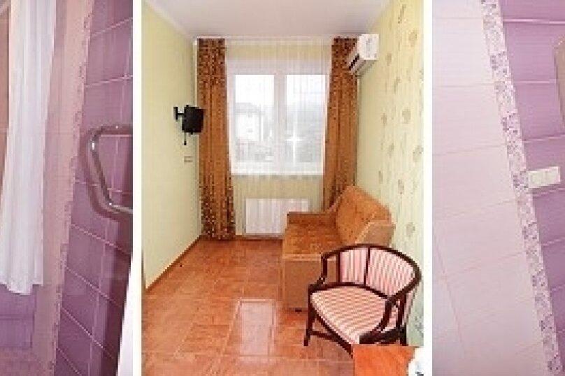 1 комнатный 2-х местный с балконом, Каштановая улица, 15, Кабардинка - Фотография 2