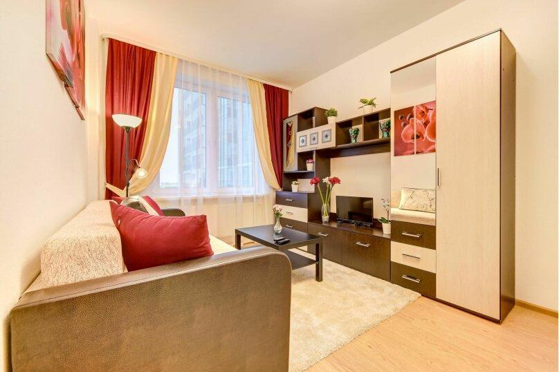 1-комн. квартира, 35 кв.м. на 5 человек, Столичная улица, 6, Санкт-Петербург - Фотография 5