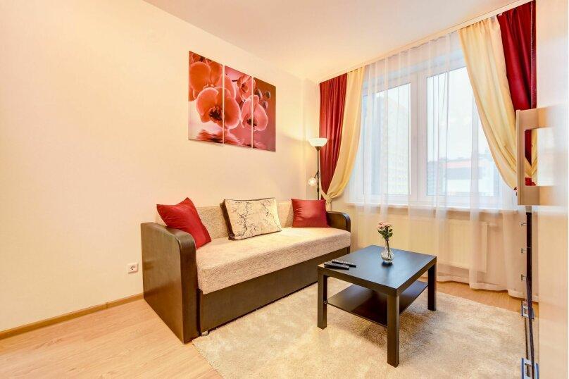1-комн. квартира, 35 кв.м. на 5 человек, Столичная улица, 6, Санкт-Петербург - Фотография 6