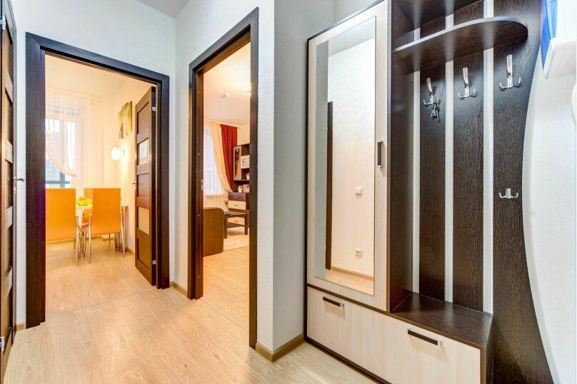 1-комн. квартира, 35 кв.м. на 5 человек, Столичная улица, 6, Санкт-Петербург - Фотография 13
