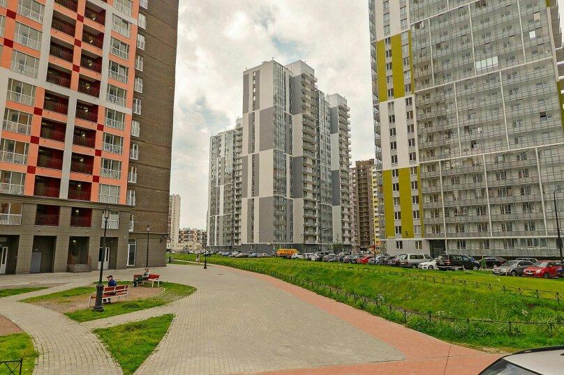 1-комн. квартира, 35 кв.м. на 5 человек, Столичная улица, 6, Санкт-Петербург - Фотография 17