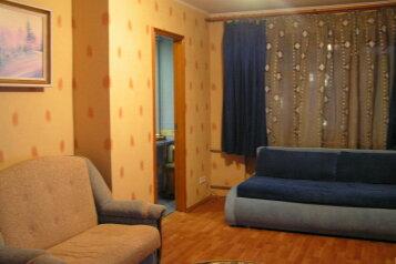 1-комн. квартира, 38 кв.м. на 3 человека, Преображенская улица, 63Б, Белгород - Фотография 1