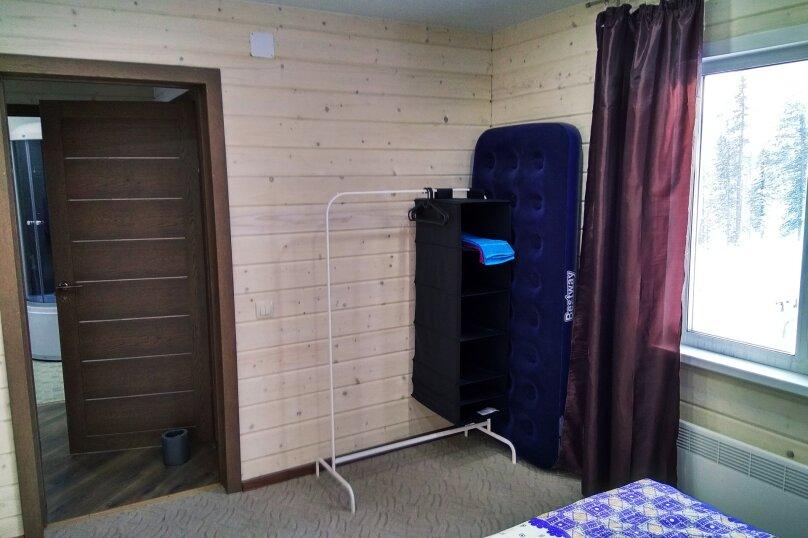 Коттедж, 65 кв.м. на 12 человек, 1 спальня, Свободная, 40, Шерегеш - Фотография 5