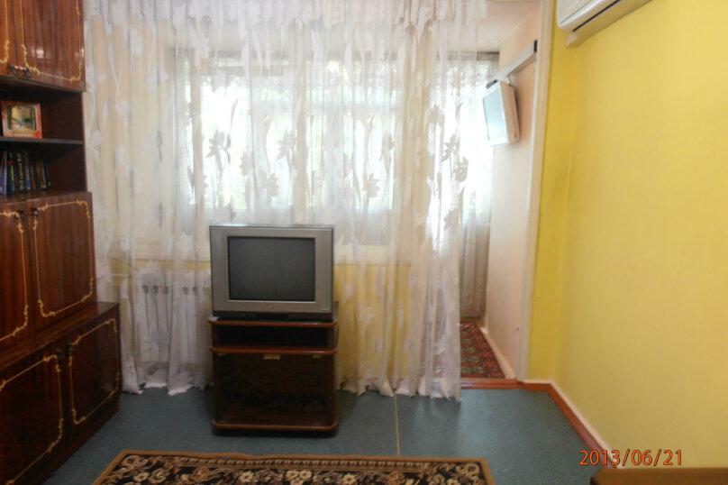 2-комн. квартира, 50 кв.м. на 5 человек, улица Лазарева, 48, Лазаревское - Фотография 9
