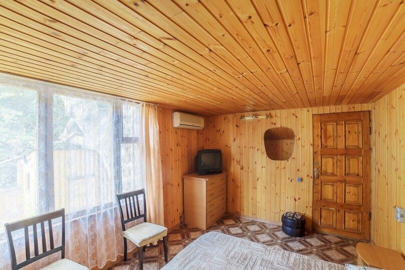 Частный дом, 110 кв.м. на 10 человек, 3 спальни, Крутой спуск, 12А, Алупка - Фотография 4