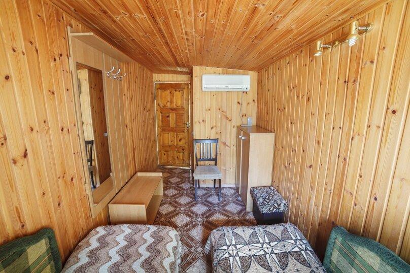 Частный дом, 110 кв.м. на 10 человек, 3 спальни, Крутой спуск, 12А, Алупка - Фотография 6