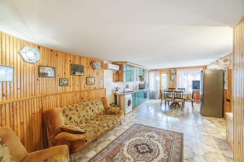 Коттедж, 110 кв.м. на 7 человек, 2 спальни, Крутой спуск, 12а, Алупка - Фотография 4