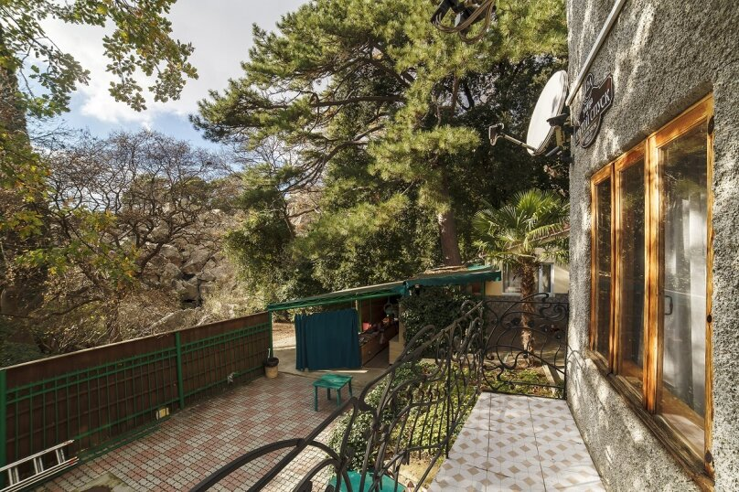 Коттедж, 110 кв.м. на 7 человек, 2 спальни, Крутой спуск, 12а, Алупка - Фотография 5