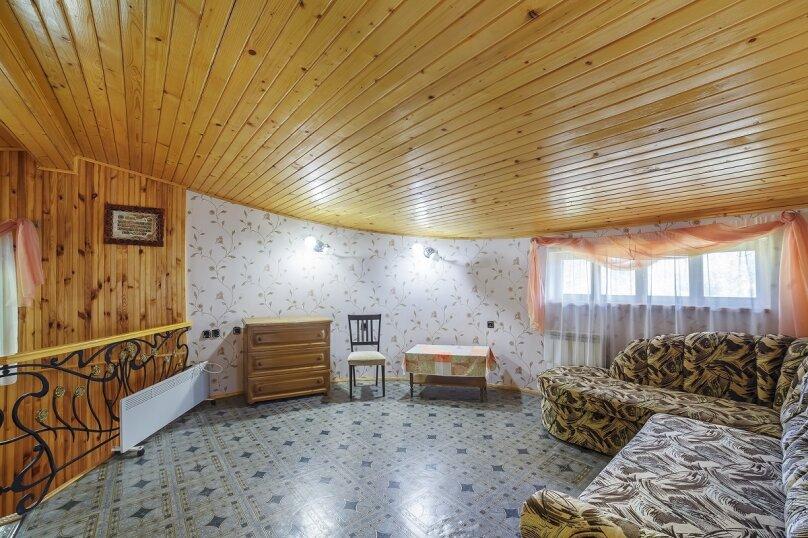 Коттедж, 110 кв.м. на 7 человек, 2 спальни, Крутой спуск, 12а, Алупка - Фотография 6