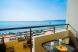 Люкс с видом на море 27 кв.м., Черноморская набережная, Феодосия с балконом - Фотография 4