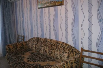 2-комн. квартира, 42 кв.м. на 4 человека, Нахимова, 25, поселок Орджоникидзе, Феодосия - Фотография 3