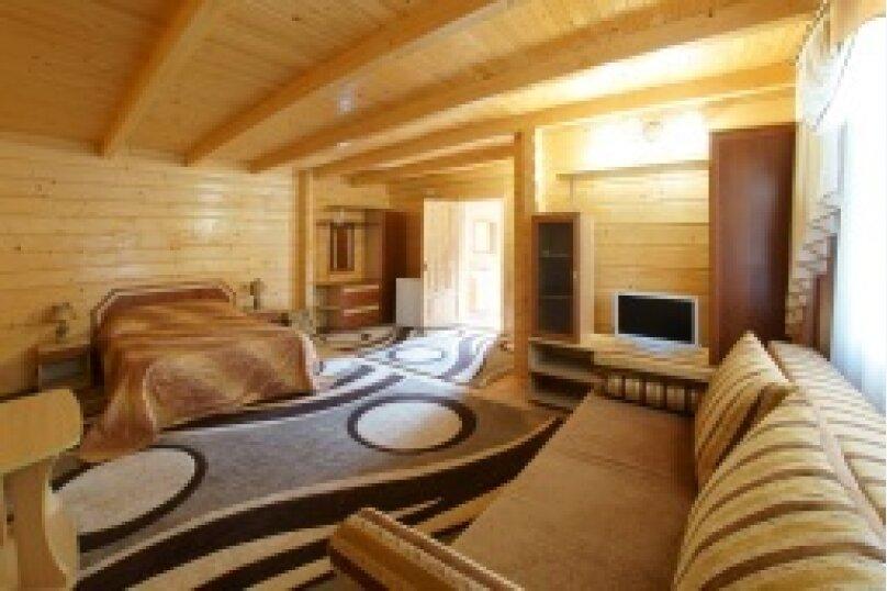 1-комнатный номер в деревянном коттедже, Черноморский тупик, 8, Феодосия - Фотография 1
