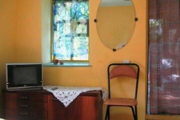 Одноэтажный домик из двух комнат и террасы:  Дом, 4-местный (3 основных + 1 доп), Одноэтажный гостевой дом, Чапаева, 3 - А на 2 номера - Фотография 4