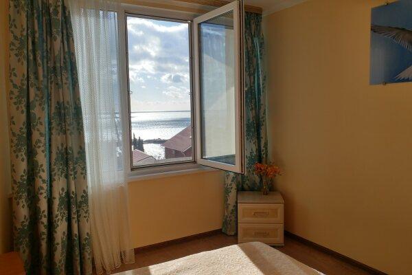 Коттедж, 60 кв.м. на 4 человека, 2 спальни, Лазурная, 16, Ялта - Фотография 1