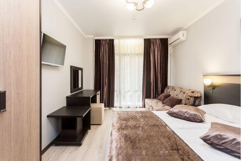 Стандарт с двуспальной кроватью, Участок, 1, Инал, Бжид - Фотография 1