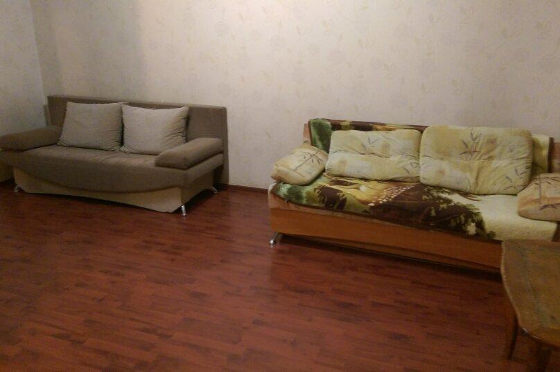 1-комн. квартира, 42 кв.м. на 4 человека, улица Готвальда, 14А, Екатеринбург - Фотография 3