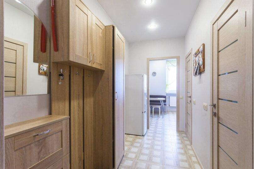 1-комн. квартира, 42 кв.м. на 4 человека, Ново-Александровская улица, 14, Санкт-Петербург - Фотография 21