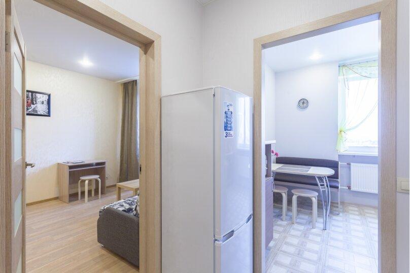 1-комн. квартира, 42 кв.м. на 4 человека, Ново-Александровская улица, 14, Санкт-Петербург - Фотография 23