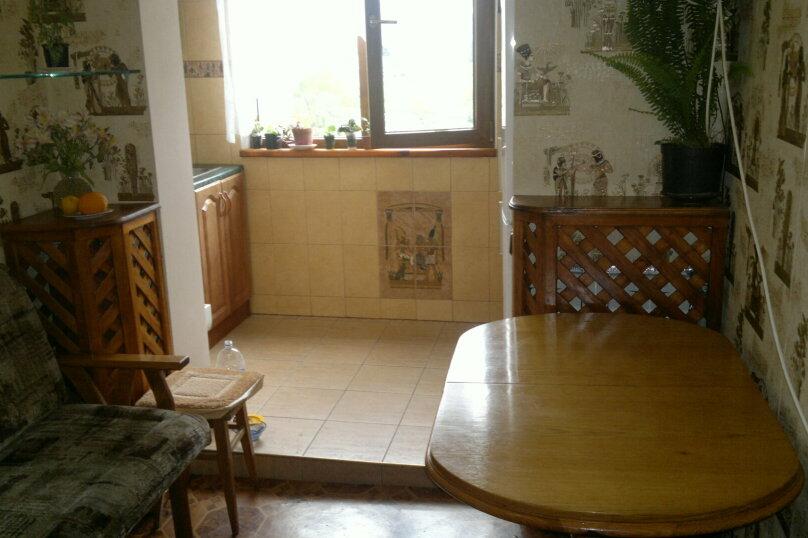2-комн. квартира, 60 кв.м. на 5 человек, улица Водовозовых, 16, Мисхор - Фотография 1