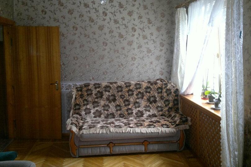 2-комн. квартира, 60 кв.м. на 5 человек, улица Водовозовых, 16, Мисхор - Фотография 5