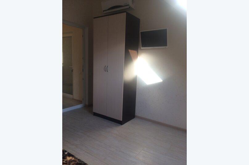 #20 однокомнатный двухместный (мансарда) 4 этаж, Каштановая , 28, район Алчак, Судак - Фотография 2