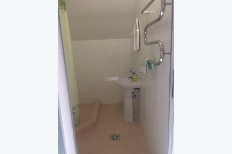 #20 однокомнатный двухместный (мансарда) 4 этаж, Каштановая , 28, район Алчак, Судак - Фотография 6