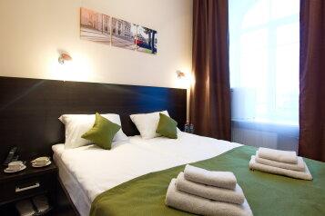 Делюкс:  Номер, Люкс, 2-местный, 1-комнатный, Отель , Невский проспект, 163 на 13 номеров - Фотография 3