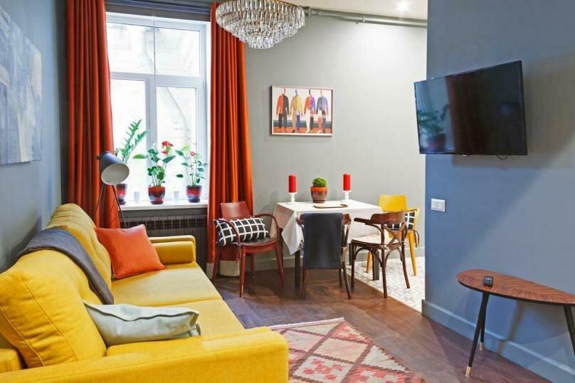 Отдельная комната, улица Рубинштейна, 12, Санкт-Петербург - Фотография 1