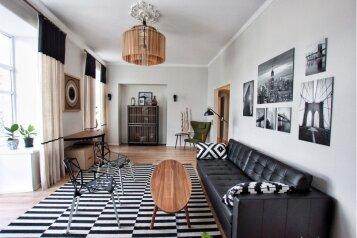 Апаратменты на Караванной :  Квартира, 6-местный (4 основных + 2 доп), 2-комнатный, Апартаменты , Караванная улица на 1 номер - Фотография 4
