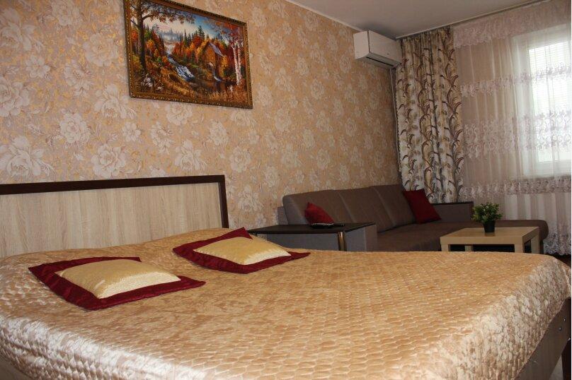 1-комн. квартира, 42 кв.м. на 4 человека, улица Карякина, 22, Краснодар - Фотография 2
