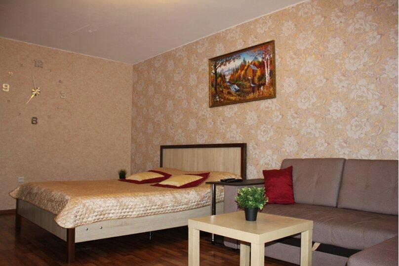 1-комн. квартира, 42 кв.м. на 4 человека, улица Карякина, 22, Краснодар - Фотография 3