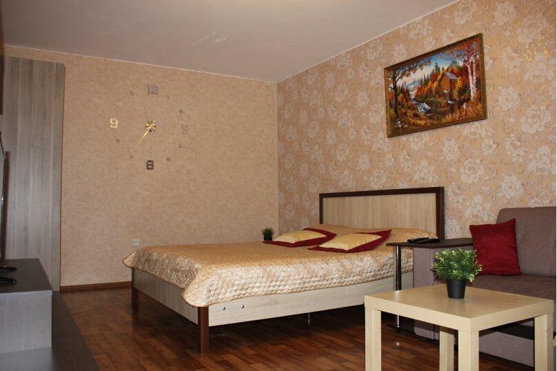1-комн. квартира, 42 кв.м. на 4 человека, улица Карякина, 22, Краснодар - Фотография 4