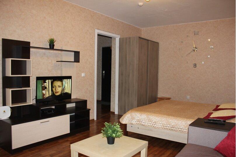 1-комн. квартира, 42 кв.м. на 4 человека, улица Карякина, 22, Краснодар - Фотография 5
