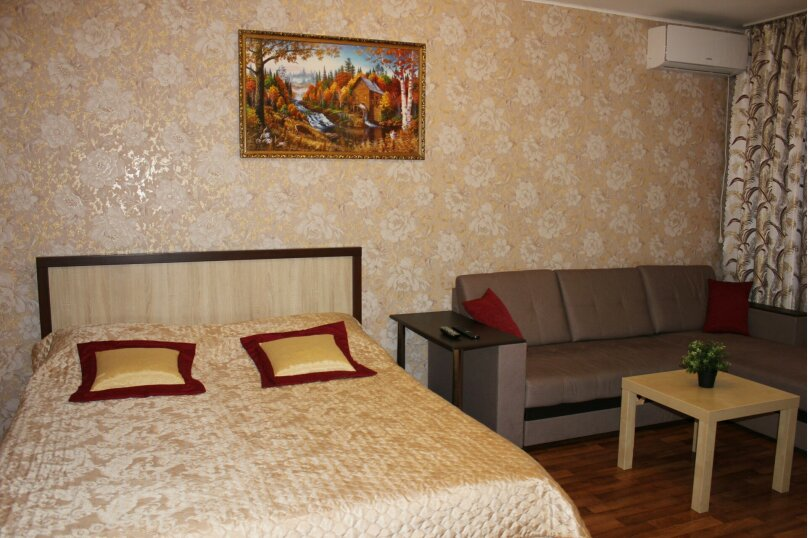 1-комн. квартира, 42 кв.м. на 4 человека, улица Карякина, 22, Краснодар - Фотография 6