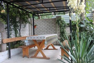 Летний дом, 30 кв.м. на 6 человек, 2 спальни, улица Шаляпина, 5, Новый Свет, Судак - Фотография 1