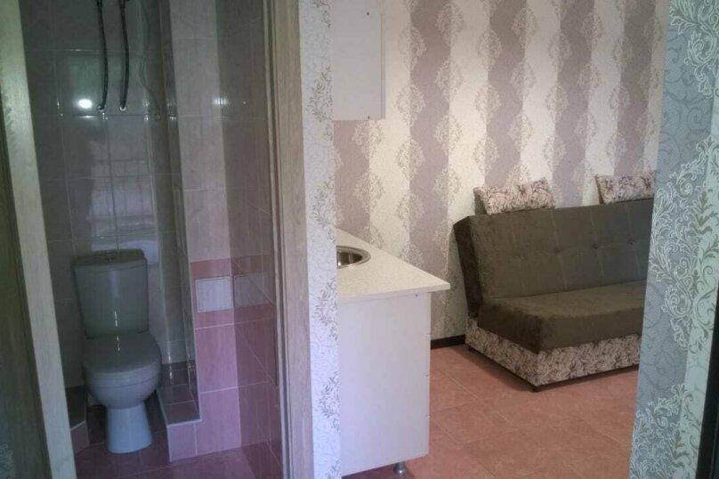 1-комн. квартира, 17 кв.м. на 3 человека, Шоссейная, 61, Хоста - Фотография 1