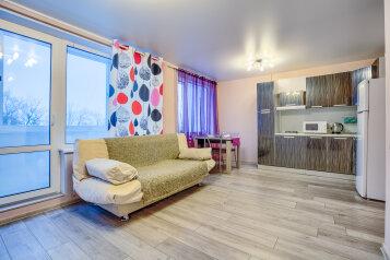 1-комн. квартира, 32 кв.м. на 4 человека, Московское шоссе, 8, Санкт-Петербург - Фотография 1