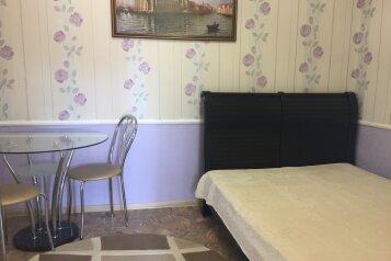 Отдельный номер на два человека, 20 кв.м. на 2 человека, 1 спальня, улица Карла Маркса, 8, Алушта - Фотография 1