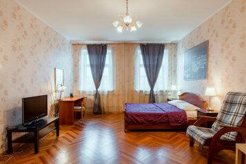 1-комн. квартира, 49 кв.м. на 4 человека, Невский проспект, 182, Центральный район, Санкт-Петербург - Фотография 1